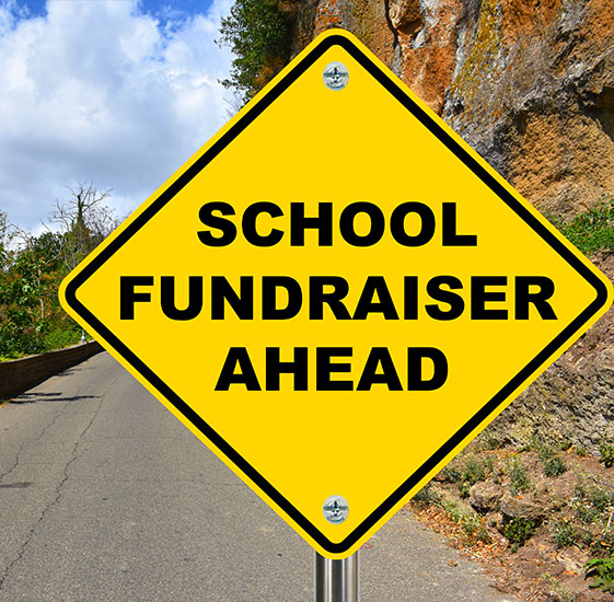 School fundraising for PCSUK