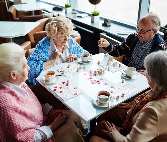 Elderly Social Group