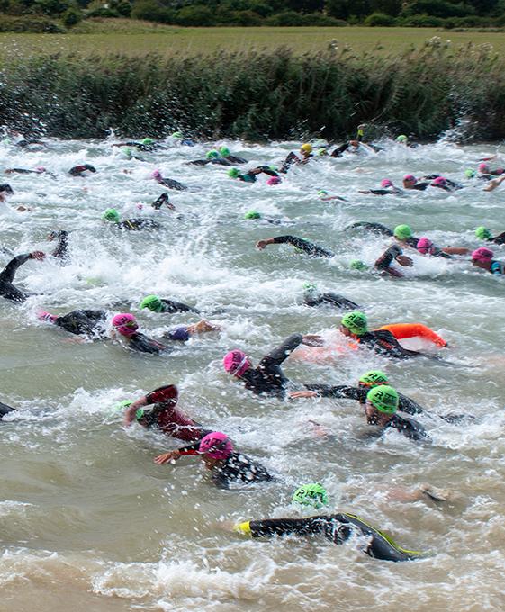 The Jubilee River Swim 2020