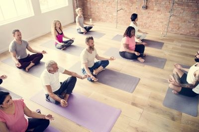 Parkinson's Yoga