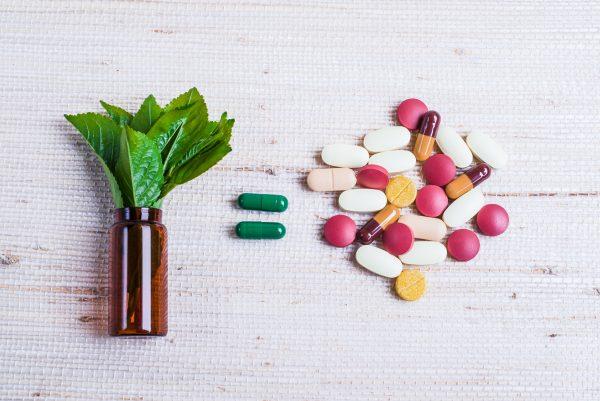 Herbs vs Pharmaceutical Drugs