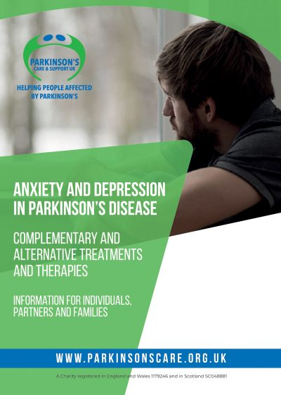 Anxiety and Depression Booklet