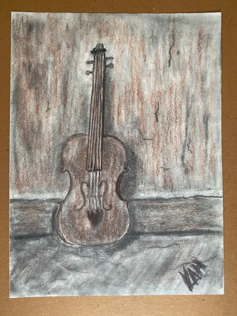 Instrument - Pencil sketch