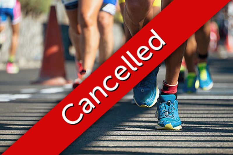 Running Picture Cancelled